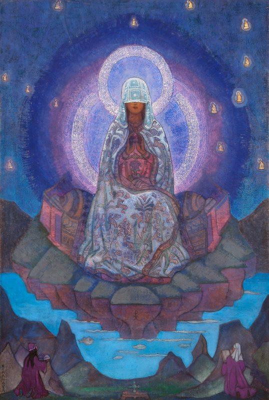 De Zwarte Madonna van Oer- tot Eindtijd – Sessie 1